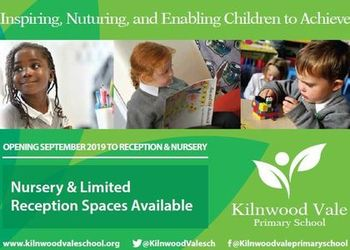Limited Nursery and Reception places still available!