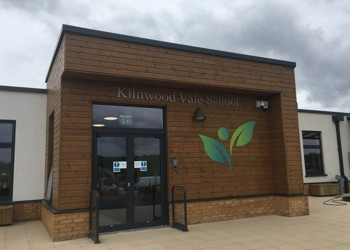 Doors open at Kilnwood Vale Primary School
