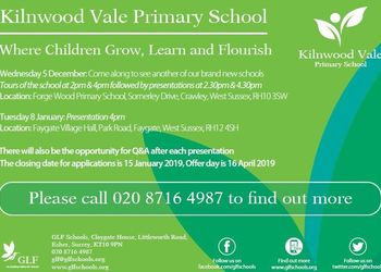Open Events at our West Sussex Schools